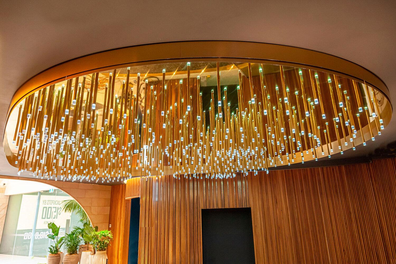 Bespoke Lighting Mingara Recreation Club