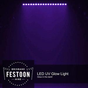 glow in the dark lighting. LED UV Glow Light Hire Glow In The Dark Lighting