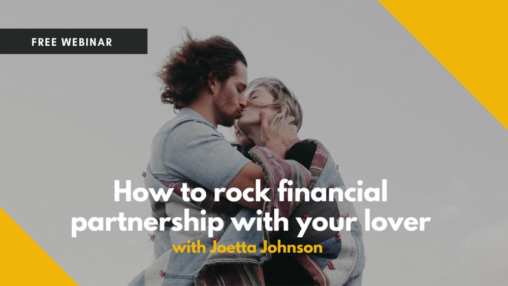 Financial partnership