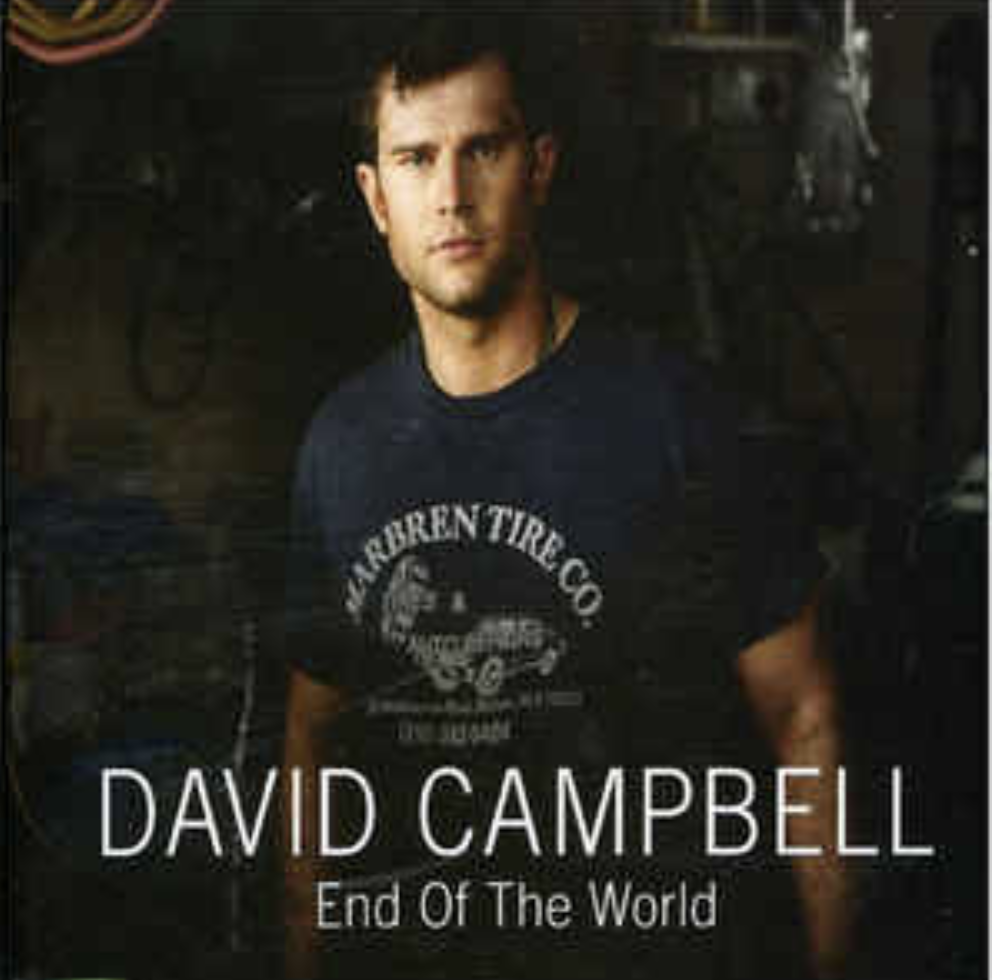 David Campbell End of the World  assistant