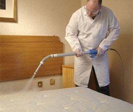 Bed bug control in Manhattan, NY