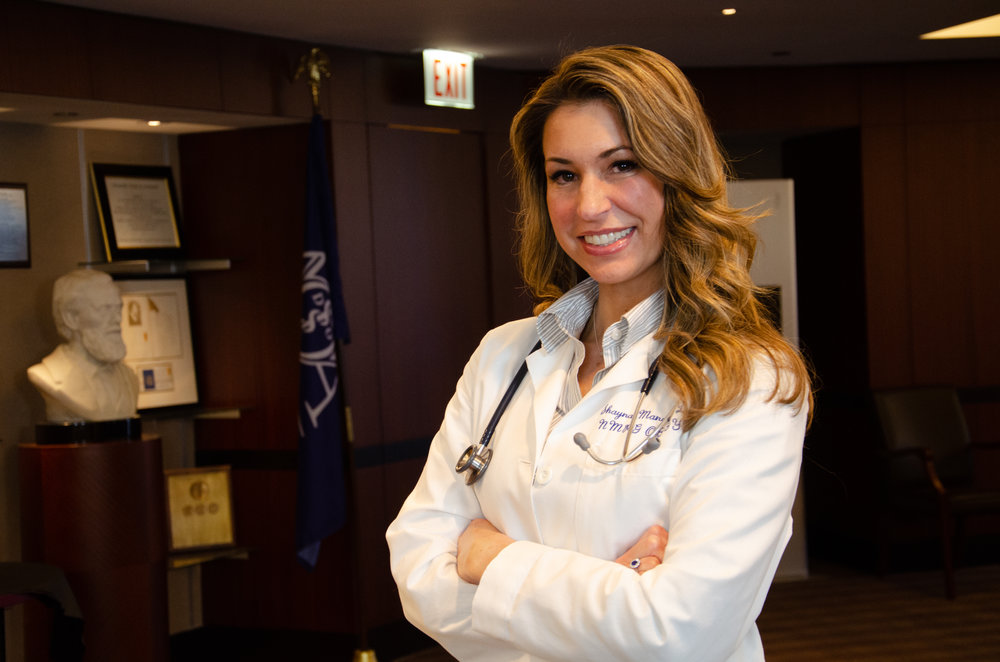 Dr. Shayna Mancuso - Medical Director