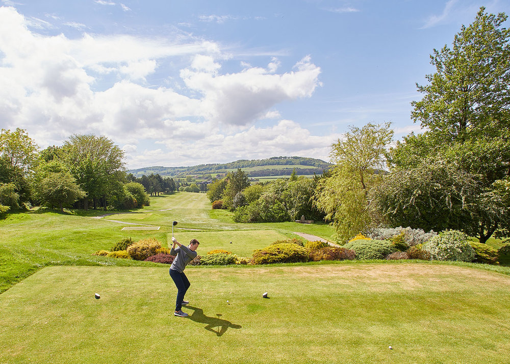 SALTBURN GOLF CLUB -