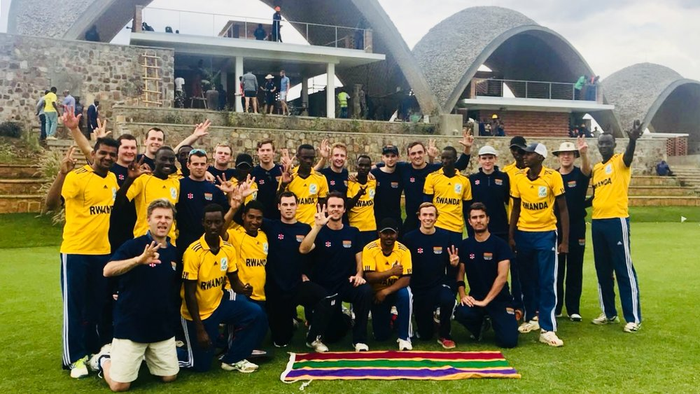 The Eton Ramblers relished the opportunity to play teams from East Africa at CBH 2017