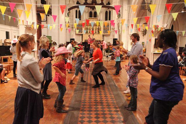 Barn Dance -