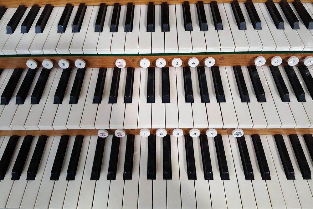 Organ Scholarship