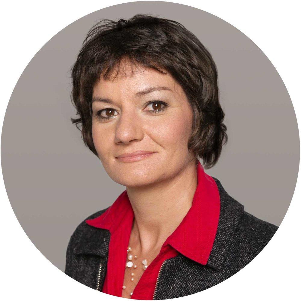 Dorothea Hollender - GeschäftsleiterinMädchenhaus Zürich