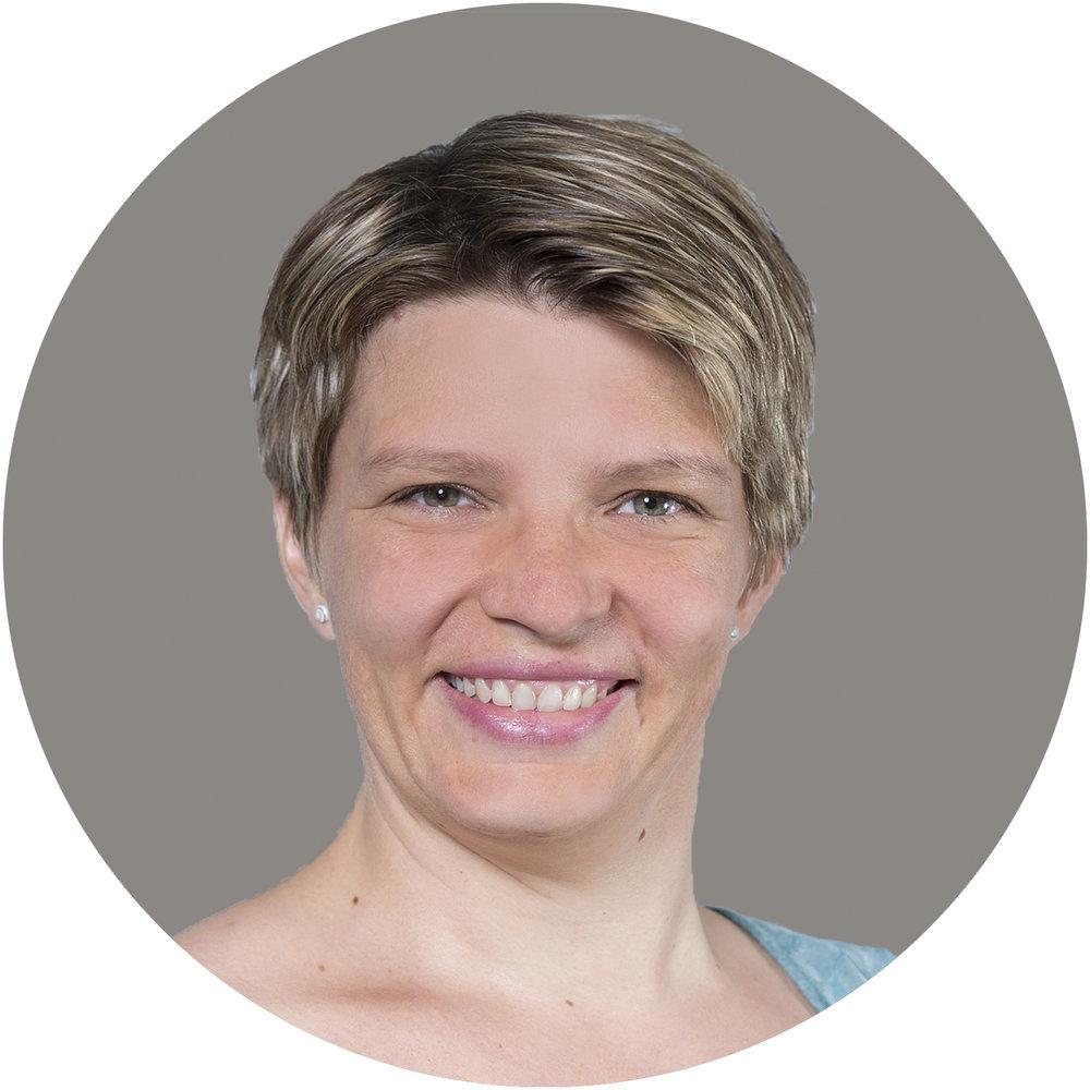 Martina Valentin - Fachmitarbeiterin & ProjektleiterinCURAVIVA Schweiz