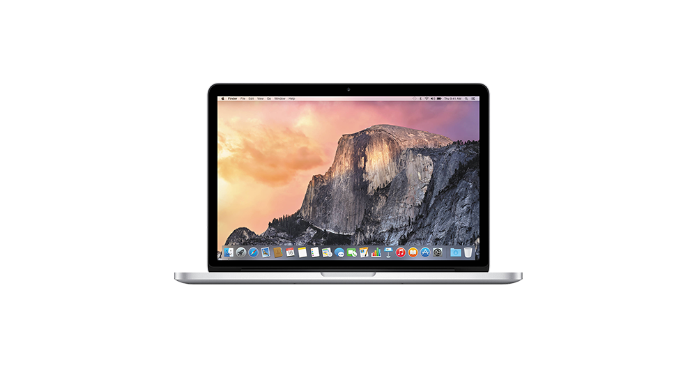 Macbook Pro    from 80.90 / month