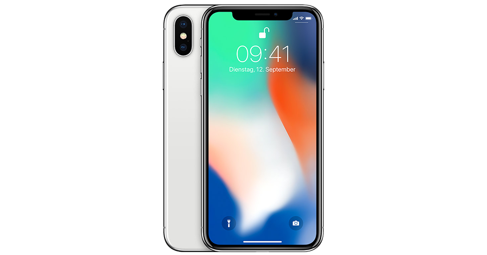 iPhone X    from €59.90 / month