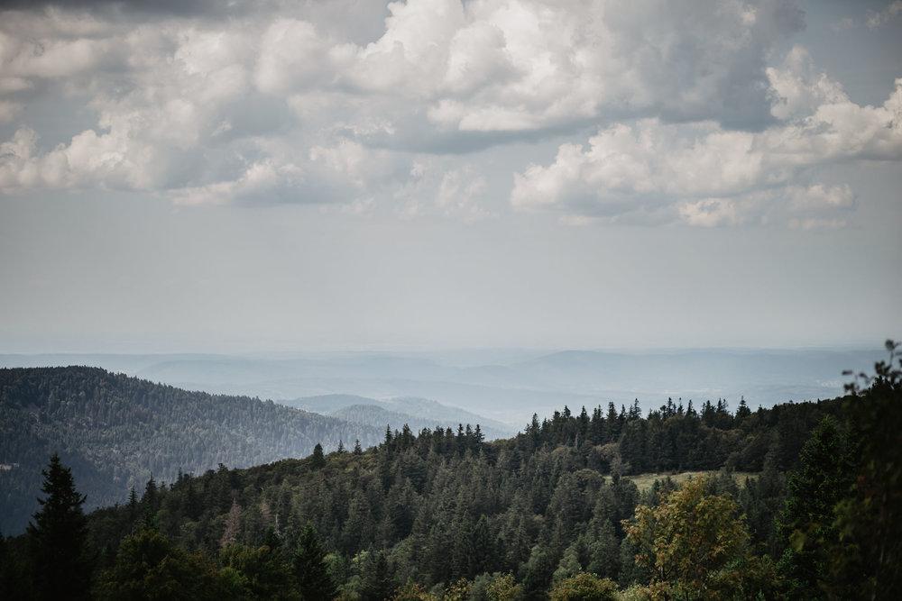 Vosges ligne bleue