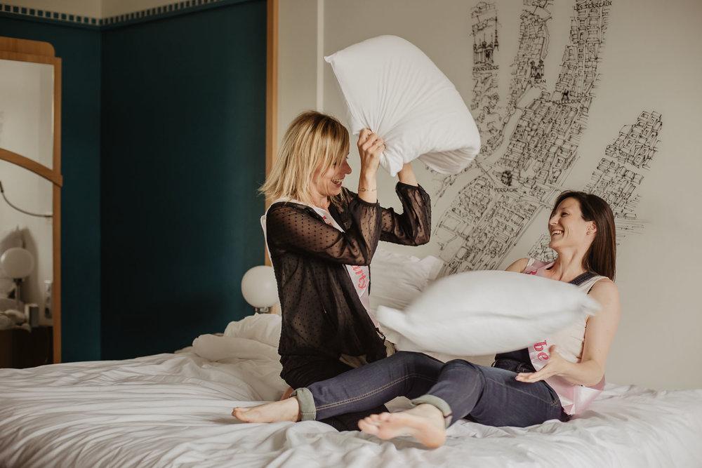 Enterrement de vie de jeune fille Hotel Mercure - Lyon