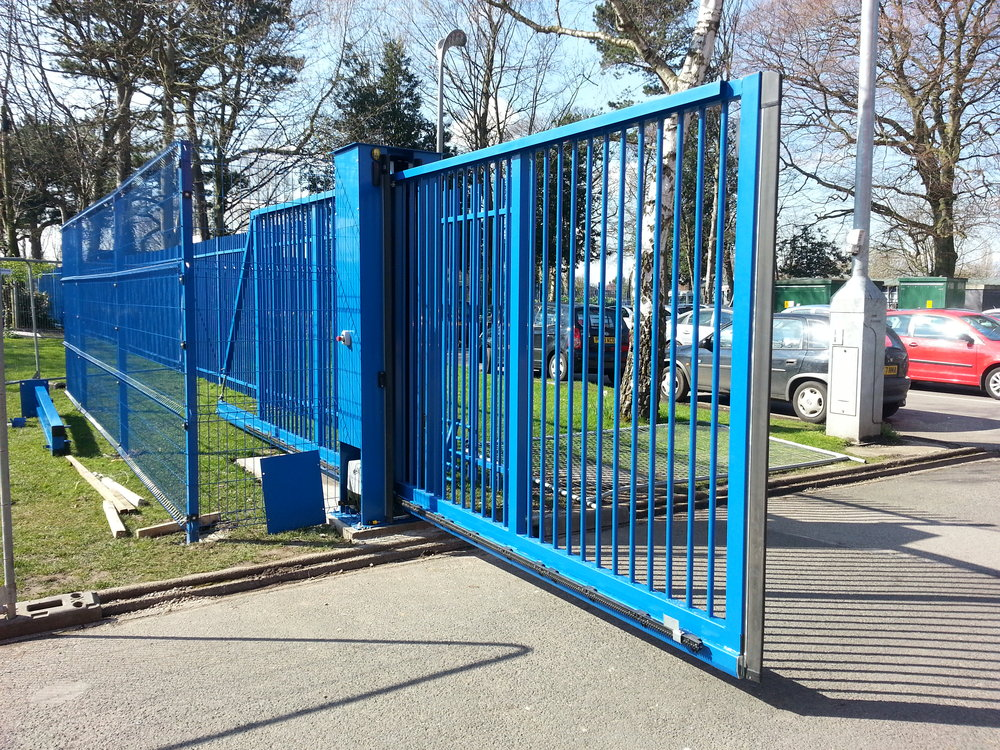 Powered Gates    Access Control    Learn More