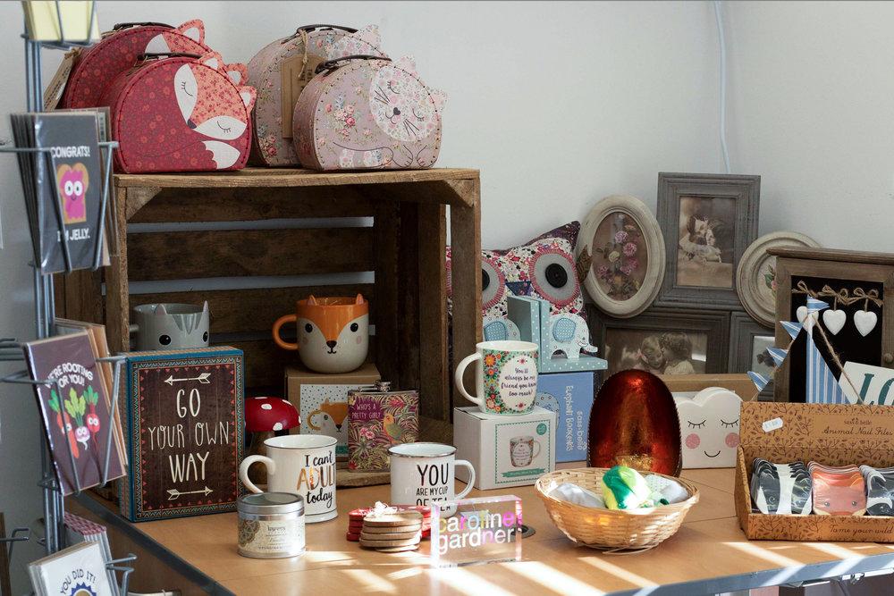 gift shop Drumlithie
