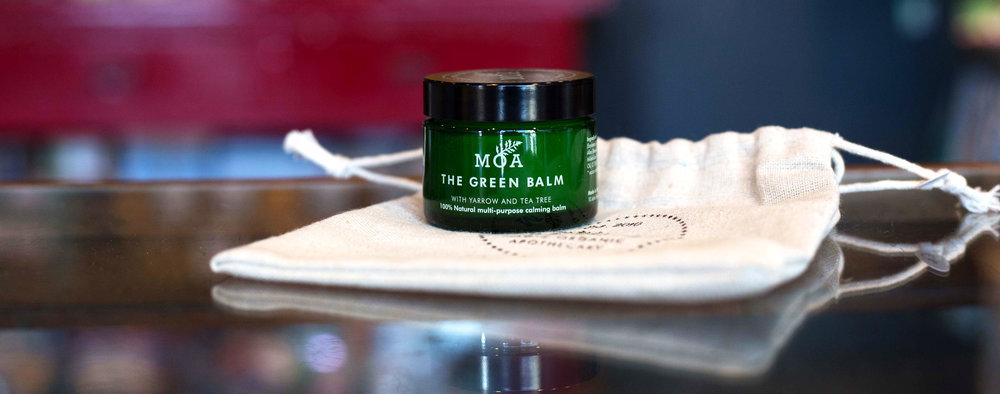 Magic Organic Apothecary Green Balm
