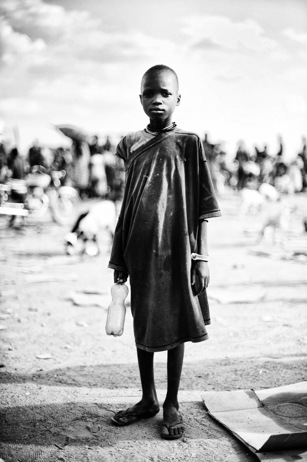 Walk or die South Sudan