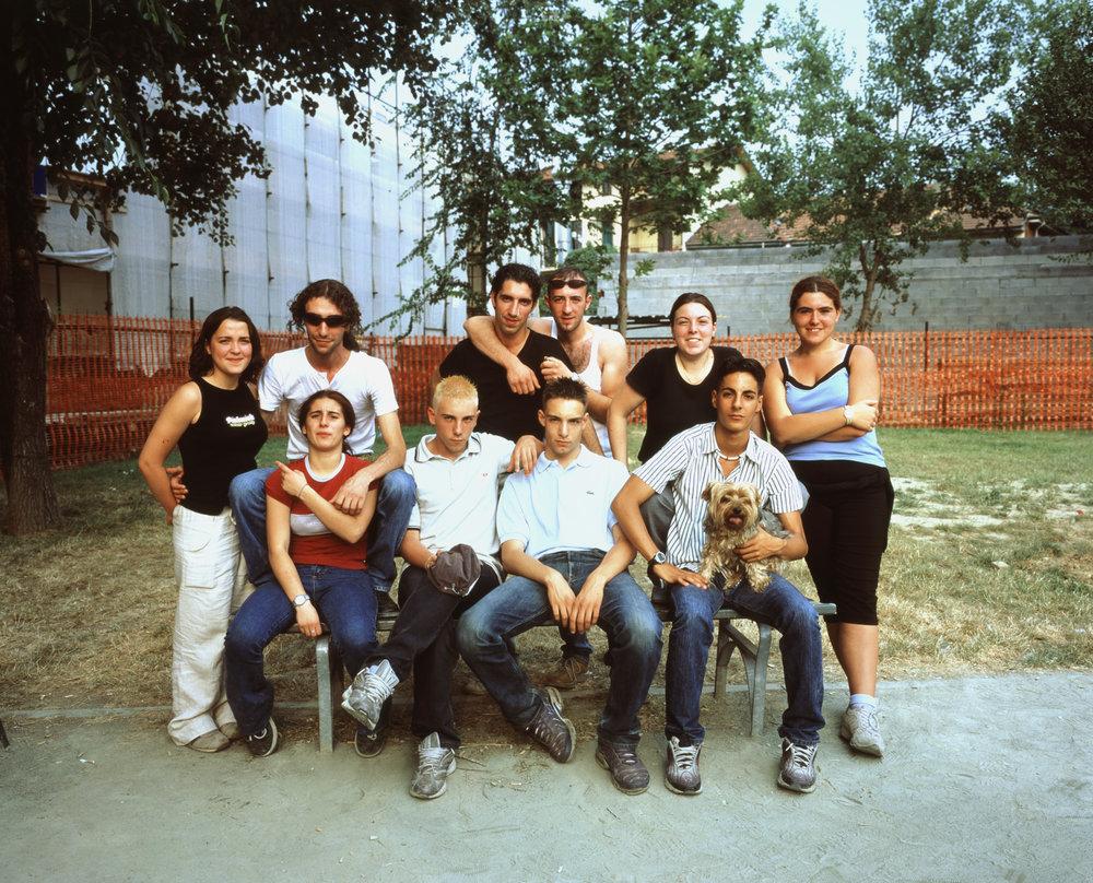 Lina Bertucci,  I ragazzi di via Modane , 2002