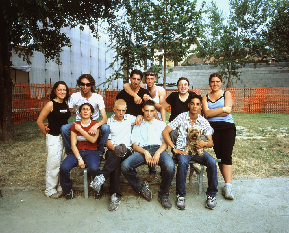 Lina Bertucci, I ragazzi di via Modane, 2002