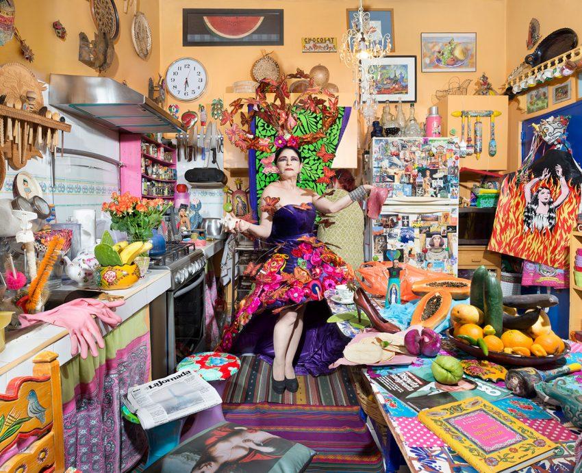 Aurore Valade,  Mexican Interiors , 2018