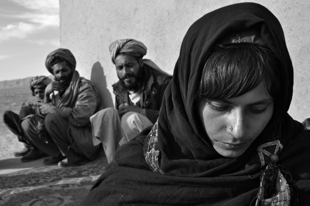Mahdie Mir Habibi,  Woman
