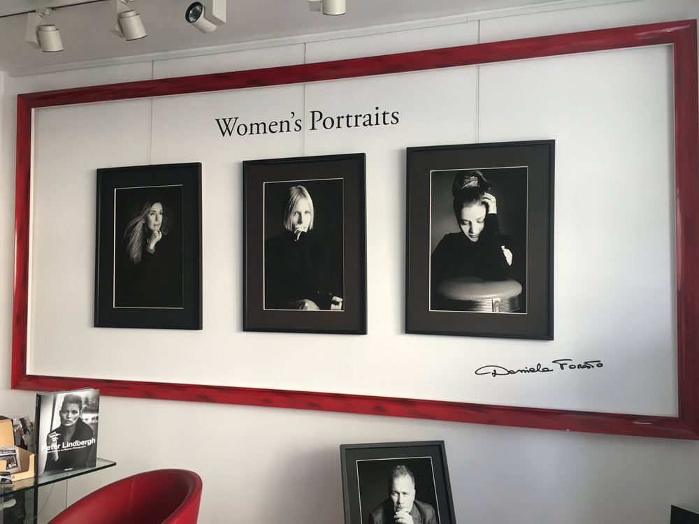 Daniela Foresto,  Women's Portrait , 2017-2018