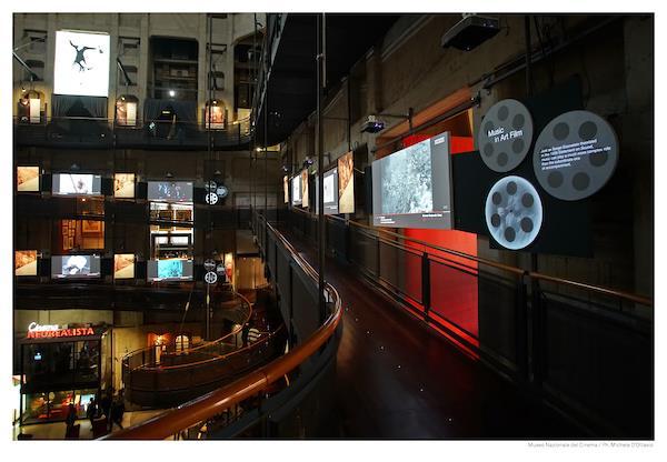 Museo Nazionale del Cinema - Cinema Massimo