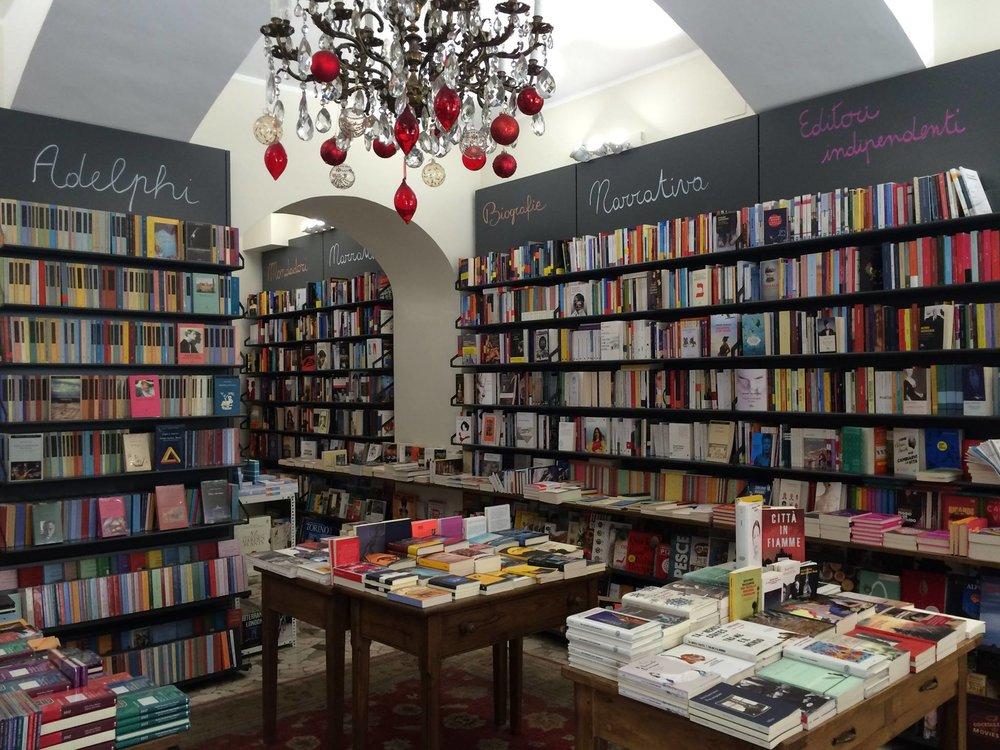 Libreria Bodoni - Spazio B