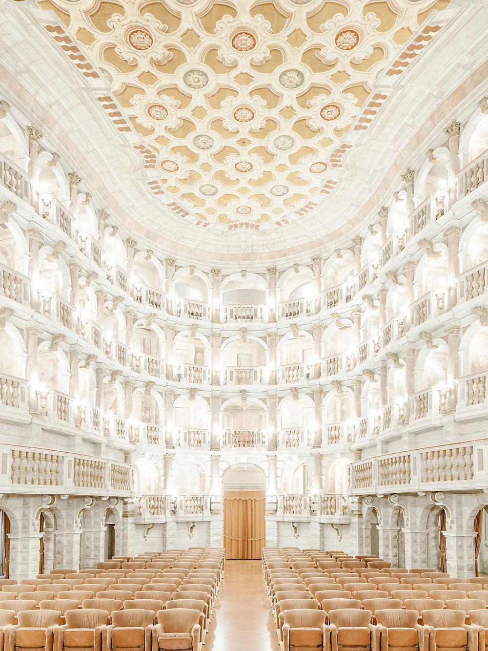 Patrizia Mussa,  Teatro scientifico di Mantova, Italy ,2018