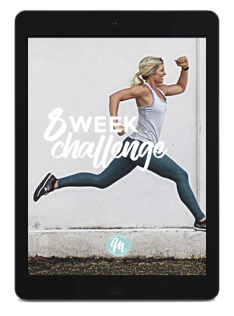 8 Week Challenge - Amanda Mason