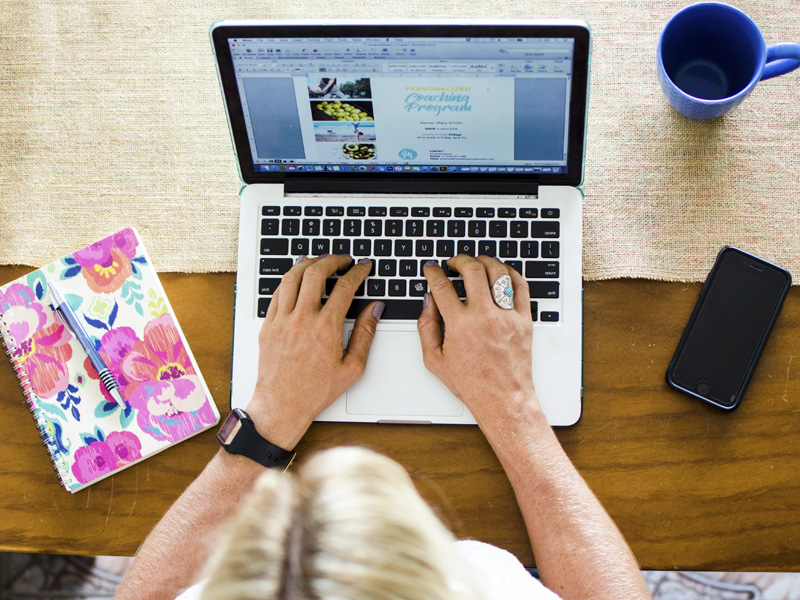 Online Coaching - Amanda Mason