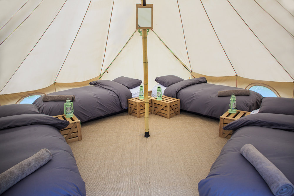 Copy of The Gardens of Babylon Bell Tent 4