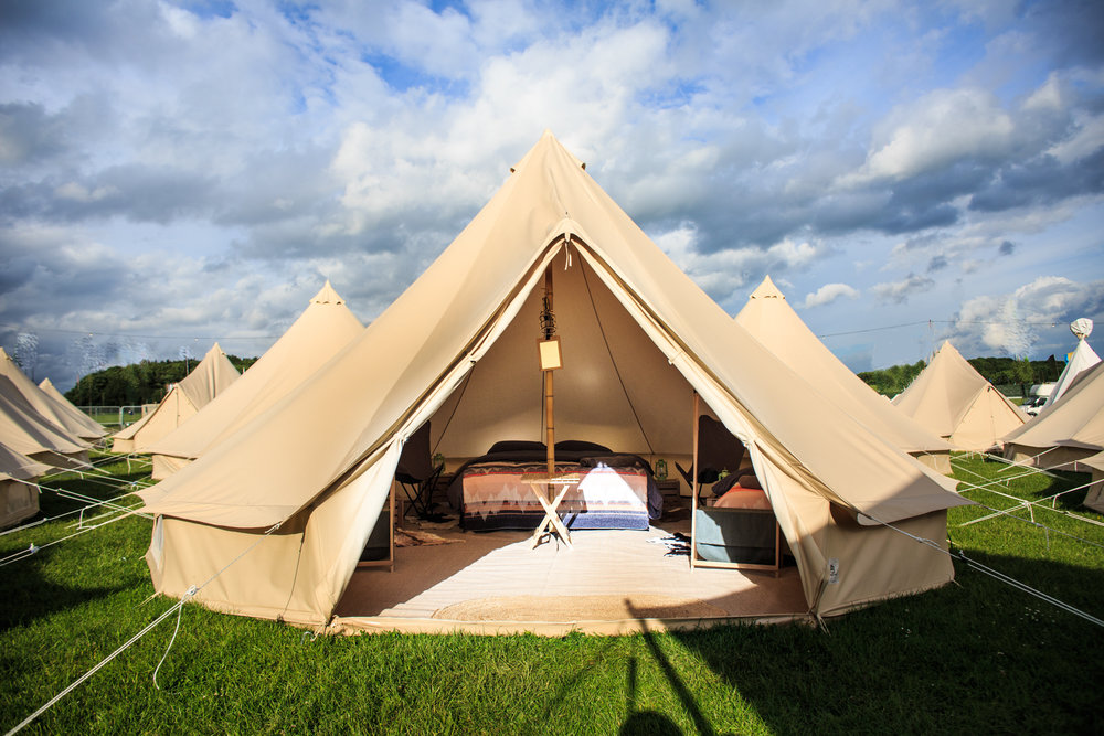 Copy of The Gardens of Babylon Bell Tent 1