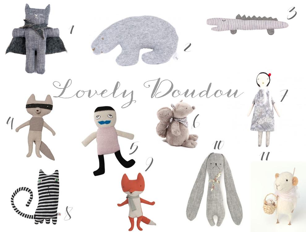Nursery - doudou