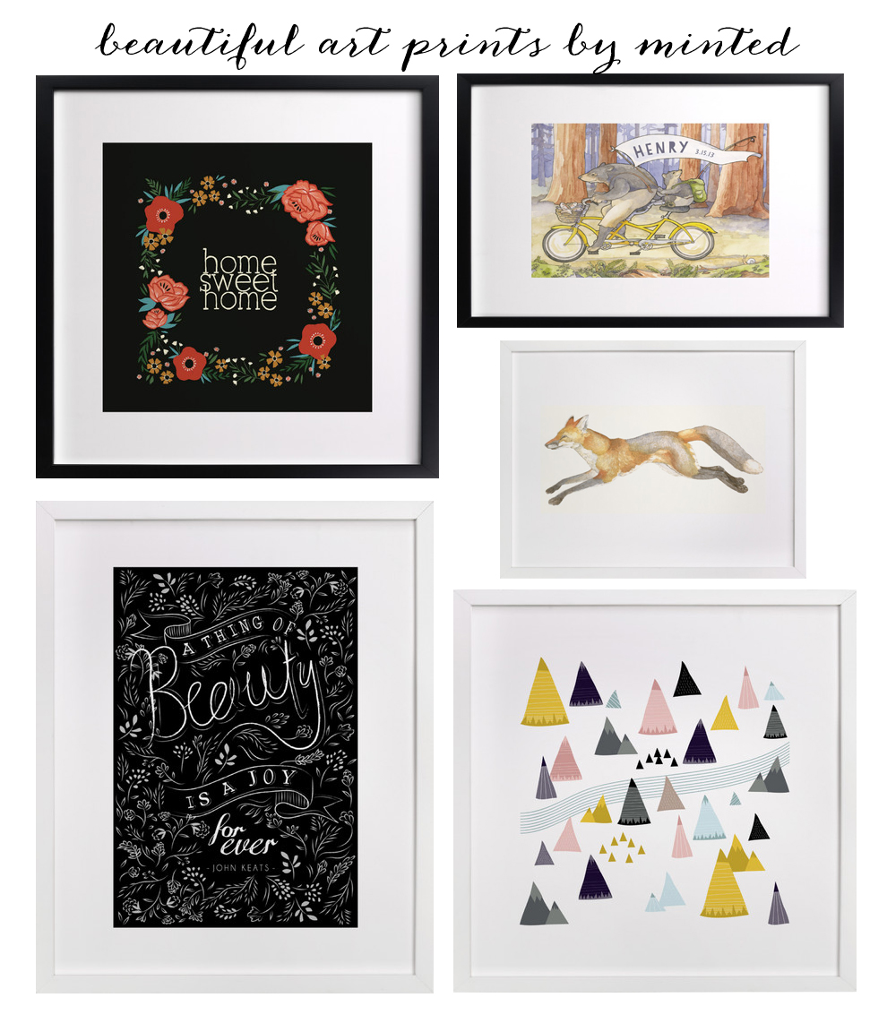 art prints by minted