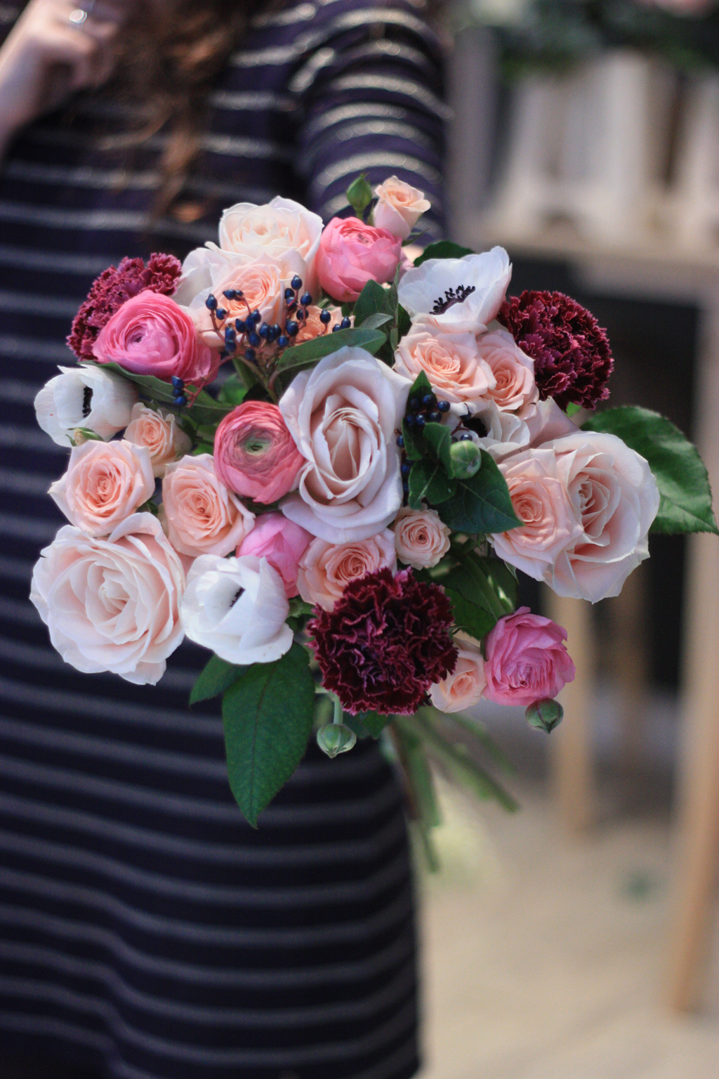 bergamotte paris bouquet