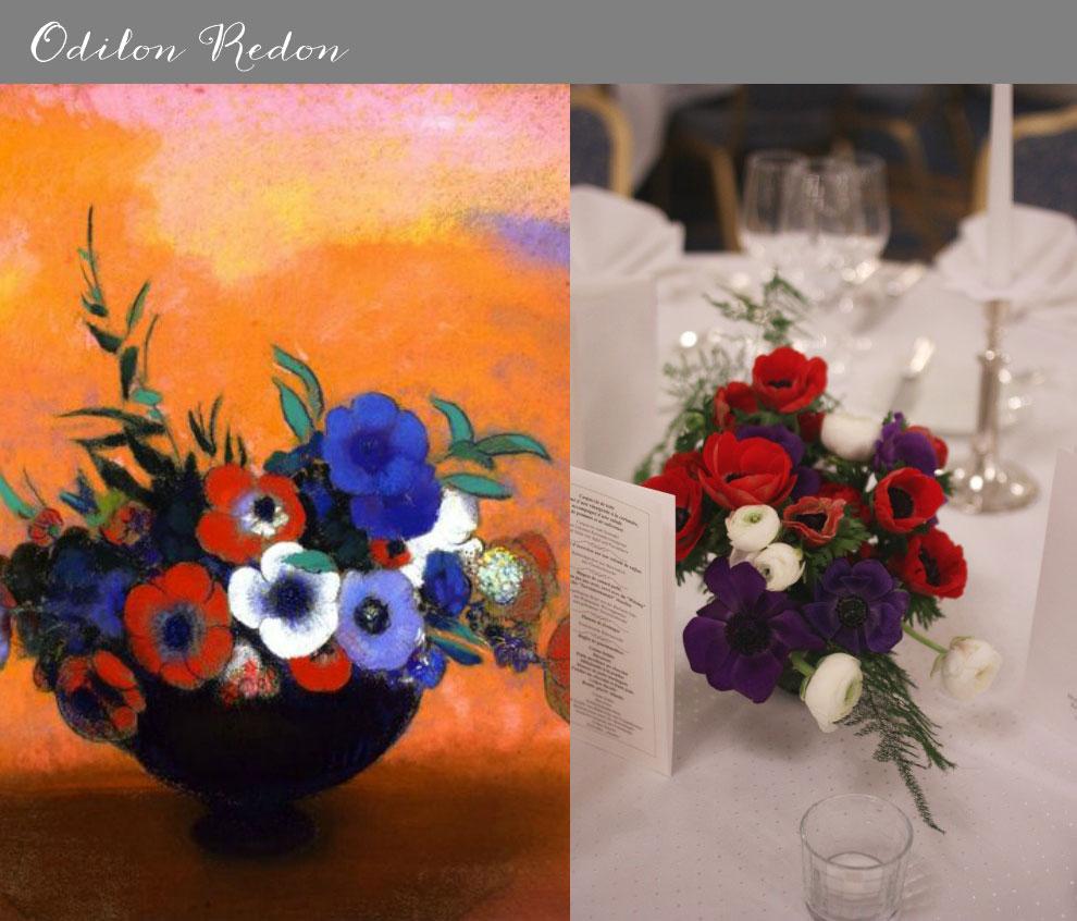 odilon-redon anemones