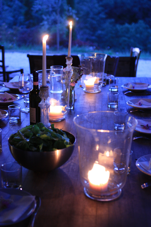 table_candlelight