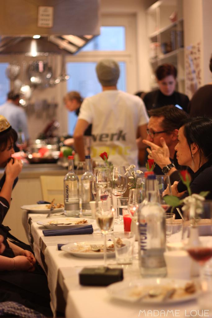 die Lange Taffel bei France Bon Appétit by madame love