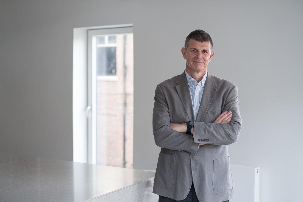 Andrew Macdonald, Executive Performance Laboratory.