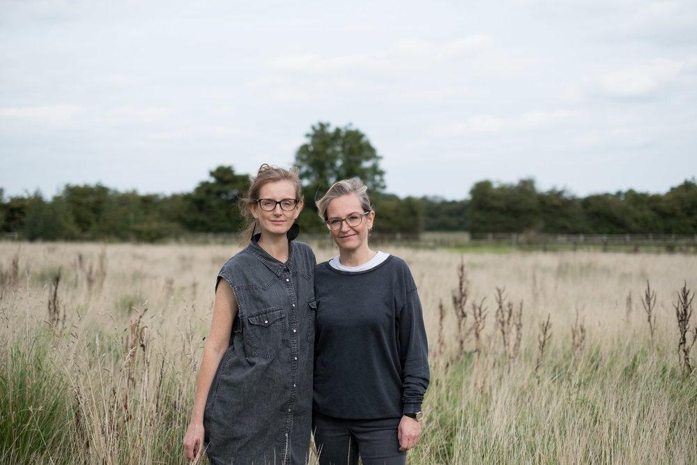 Rachel Hughes-Green & Sarah Hughes-Wade, The Fire Pit Camp.