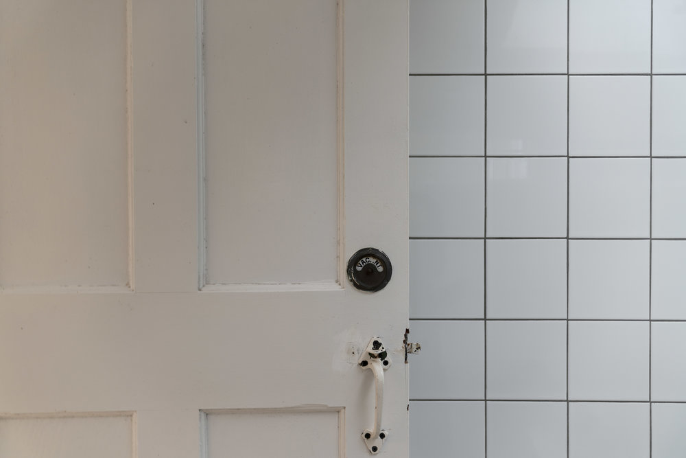 Bathroom Original Door Vacant Water Cabin.jpg