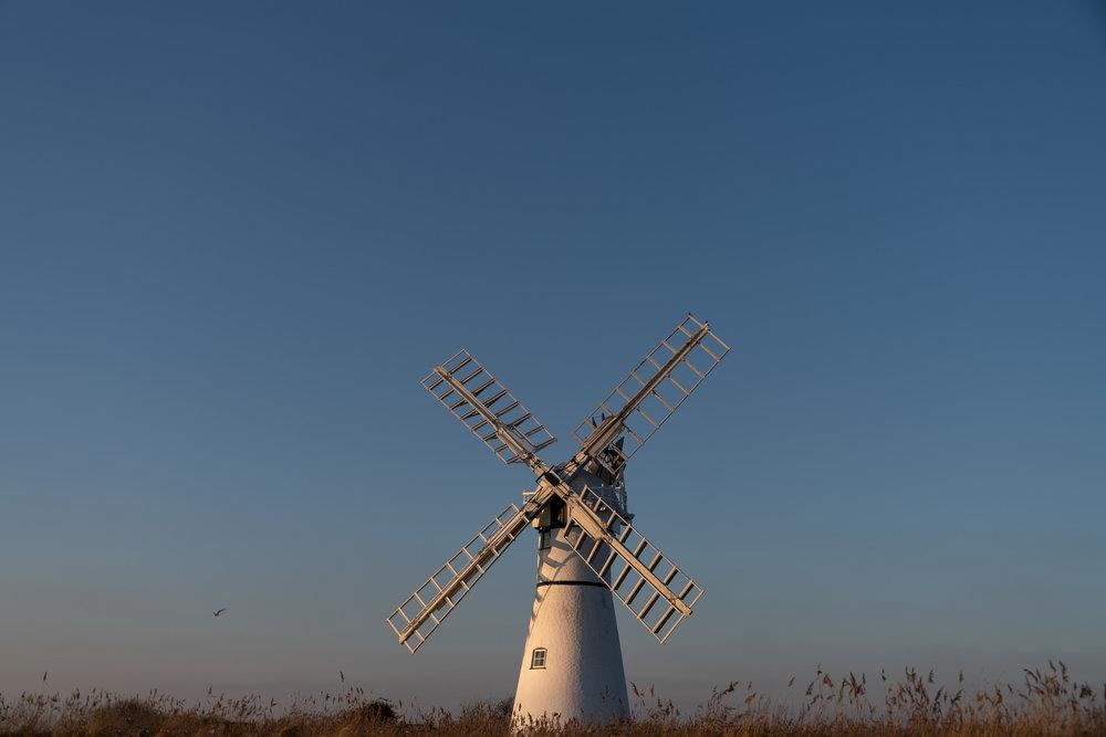 Thurne Mill, Norfolk.