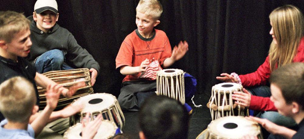 Indian Drumming Workshop