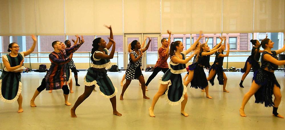 African Dancing Workshop