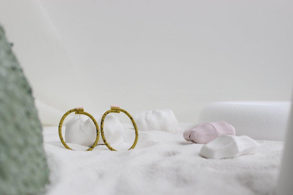 Kate Trouw - Medium Loop Earrings.jpg