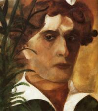 Chagall Self Portrait