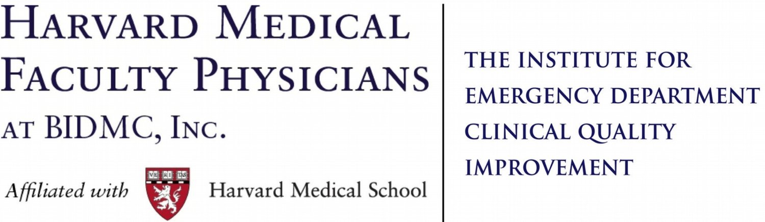 The Institute for ED Clinical Quality Improvement
