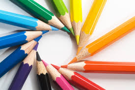 Colortime for adults!  First Thursday of each month