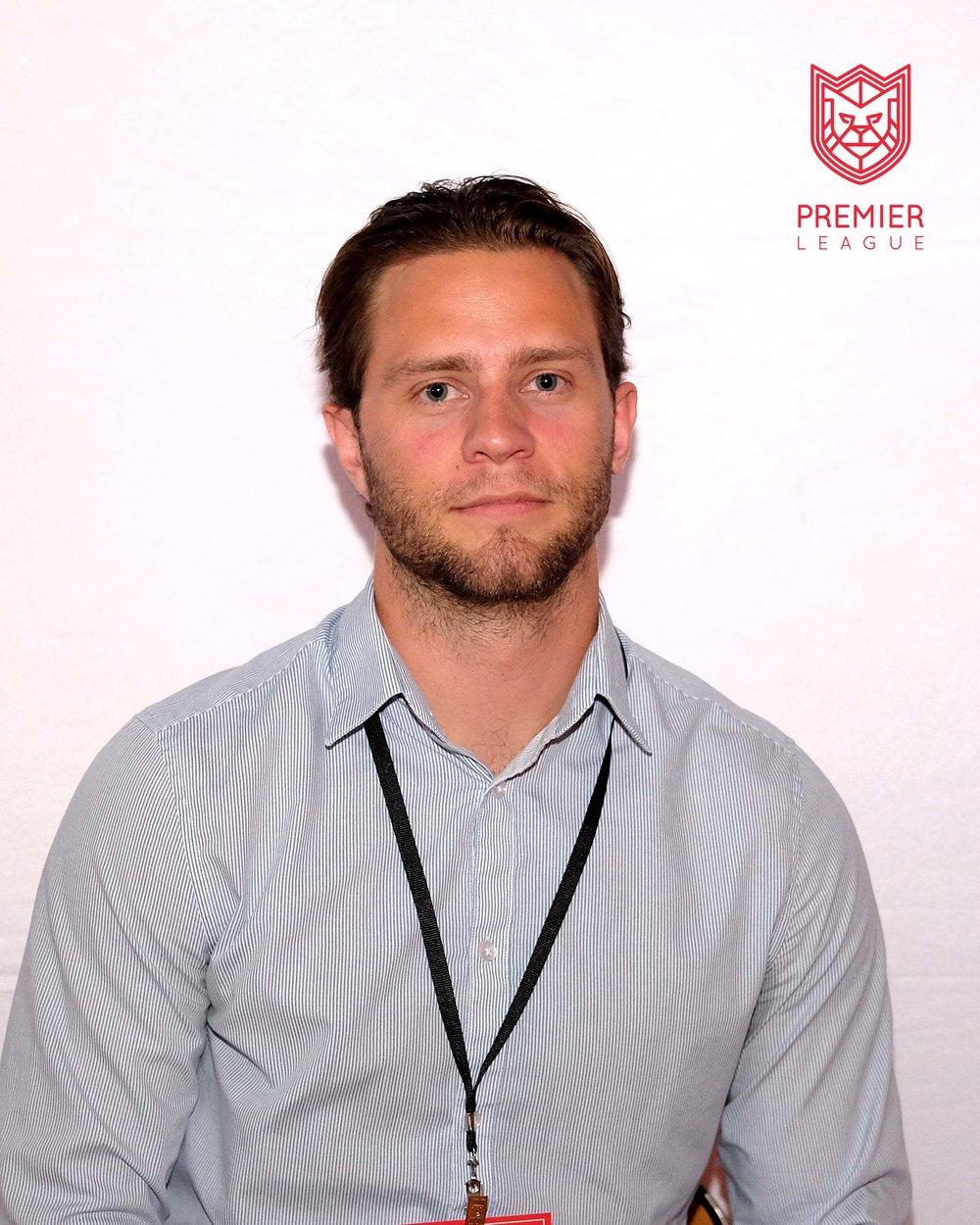 Head Coach - Sean McKay