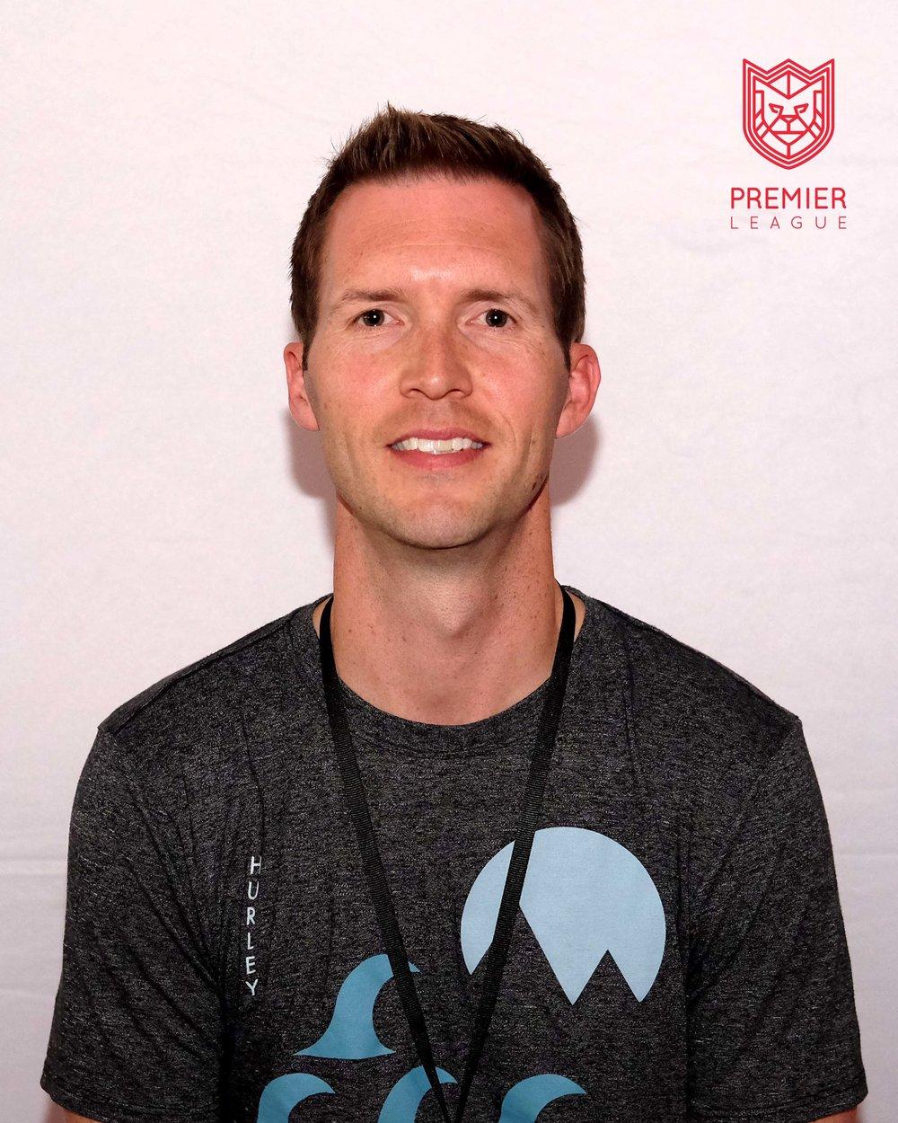 Head Coach - Chad Leier